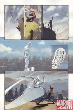 Silver Surfer - Requiem