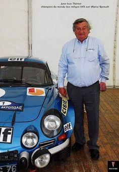 Jean-Luc TERRIER Renault Alpine A110