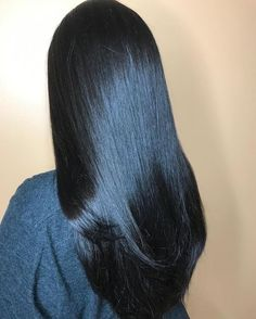 straight hairstyles for black women unprocessed virgin remy human hair sew in weave bundles with frontal closure, DHL worldwide shipping,great promotion and extra coupons. Medium Hair Styles, Curly Hair Styles, Natural Hair Styles, Silky Hair, Smooth Hair, Beautiful Long Hair, Gorgeous Hair, Long Black Hair, Straight Black Hair