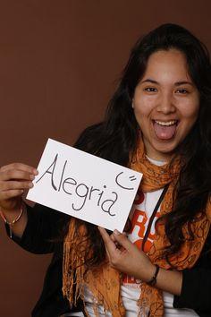 Joy, Eva Mendez, Estudiante, San Nicolas, México.