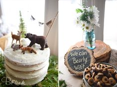 Oh deer the baby is almost here and it's time to celebrate! Celebrate my sister's long awaited baby. I could not have been more excited to have hosted this shower with my youngest siste…