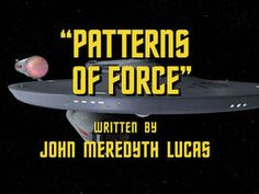 Patterns of Force