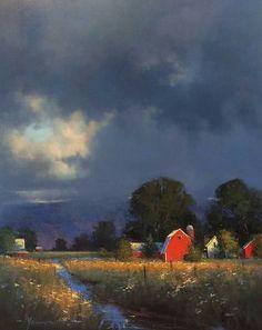 Artist - Romona Youngquist American Painter.