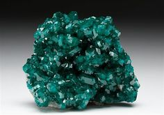 Dioptase from the Tsumeb Mine