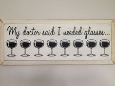 Sometimes we need glasses of a different kind...... http://drrosenak.com/