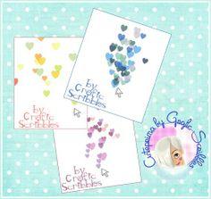 Scia di cuoricini colorati che segue il mouse-Free Script http://graficscribbles.blogspot.it/2014/01/script-cuoricini-effetti-mouse-san-valentino.html