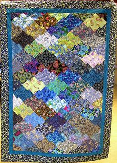 Japanese Puzzle I Have The Pattern For This Somewhere Sherry Coy Jigsaw Quilts