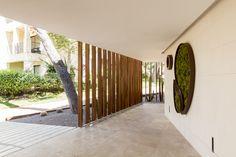 New hotel building for Robinson Club Cala Serena, Mallorca by Galmés + Mansergas arquitectes.