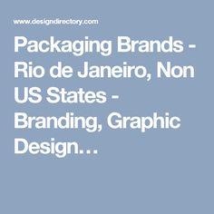 Packaging Brands - Rio de Janeiro, Non US States - Branding, Graphic Design…