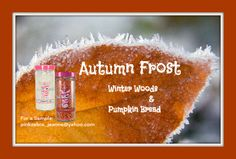 1 tbsp. Winter Woods and 1 tbsp. Pumpkin Bread Join the Sprinkle Revolution! www.sprinklekc.com - Brandy Bartlett-Independent Executive Consultant or click on the picture to order. Thank you!