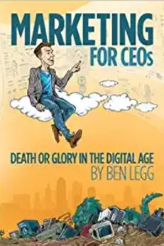 Marketing for CEOs Focuses on Leadership that Embraces the Future