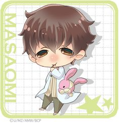 Masaomi (Brothers Conflict)