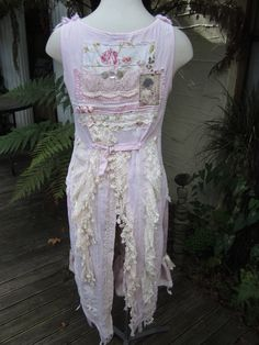RESERVED for KATNIPKITTY.....  Vintage Kitty.... romantic steampunk.. tailcoat style tank top.. pink - lacey - gorgeous.. roses,