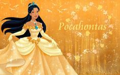 This is Pocahontas Story.Once there lived an adventurous young princess named Pocahontas. She loved running free throughout the land she called home. Disney Pocahontas, Disney Pixar, Pocahontas Costume, Princess Pocahontas, All Disney Princesses, Disney Girls, Disney Cartoons, Baby Disney, Disney Magic