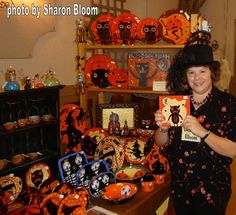 Sharon Bloom - Halloween & Vine 2012
