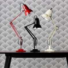 lámpara original 1227 anglepoise sobremesa