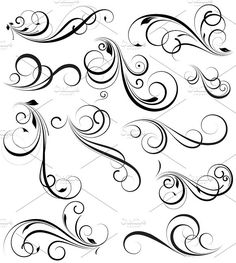 Check out Swirly vectors Design Elements by truemitra on Cre.- Check out Swirly vectors Design Elements by truemitra on Creative Market Check out Swirly vectors Design Elements by truemitra on Creative Market - Tattoo Lettering Styles, Chicano Lettering, Graffiti Lettering Fonts, Script Lettering, Tattoo Fonts Alphabet, Cursive Alphabet, Calligraphy Fonts Alphabet, Calligraphy Tattoo, Tattoo Script
