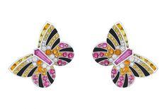 Earrings Van Cleef & Arpels, a collection of Palais de la Chance