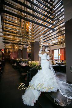 bellanaija_weddings_ekibo_boma_inije-nigerian wedding-26 Mariée africaine robe sirene
