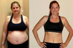 Isagenix Before & After - Dr. Victoria T. #weightloss