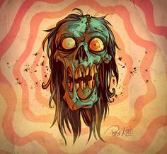 Awesome Illustrations by Brett Parson