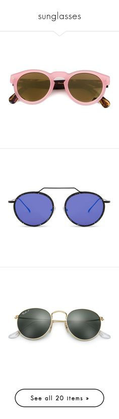 """""""sunglasses"""" by liloham ❤ liked on Polyvore featuring accessories, eyewear, sunglasses, acetate sunglasses, illesteva sunglasses, illesteva glasses, illesteva eyewear, round sunglasses, round frame sunglasses and round lens sunglasses"""