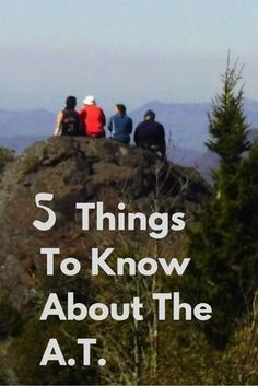 5 things nobody told me before setting out to hike Appalachian Trail alone.