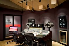 Sherpa Studio is designed to fit into an existing structure. The control room…