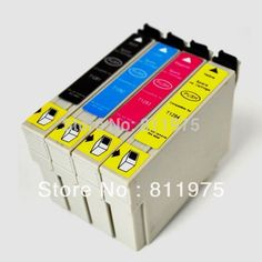 For epson T1281 compatible ink cartridge For EPSON Stylus S22 SX125 SX130 SX230 SX235W SX420W SX425W SX430W SX435W Printer