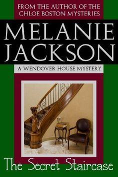 The Secret Staircase (Wendover House Cozy Mysteries Book 1) #eReaderIQ