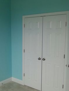 Spa by Sherwin Williams applied by Brackens Painting in Northern Virginia. Northern Virginia, Armoire, Tall Cabinet Storage, Spa, Interior, Projects, Painting, Furniture, Color