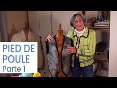 Tejer Punto color Pied de poule ▶ Video 1 ☞ Tejiendo Bien con Lucila - YouTube How To Start Knitting, Knitting For Kids, Baby Knitting, Knitting Stitches, Knitting Designs, Knitting Needles, Any Music, Fashion Sewing, Knitted Shawls