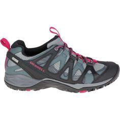 Merrell Women's Siren Hex Waterproof Hiking Shoes, Gray