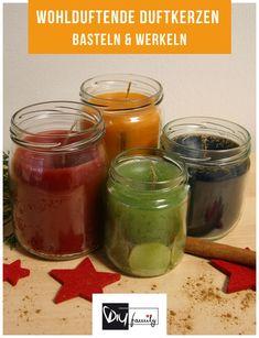 Handicraft, Brown Sugar, Diy And Crafts, Jar, Candles, Blog, Inspiration, Kindergarten, Flowers