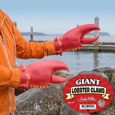 Giant Lobster Claws - Archie McPhee - 1