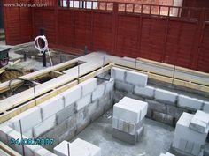 Diy 55 gallon barrel pond filter aquaponics filter for Above ground koi pond construction