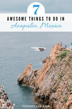 Acapulco has so many things to do and see but there are 7 awesome things to do in Acapulco and should not be missed! Read about my full experience! Travel Advice, Travel Tips, Travel Destinations, Budget Travel, Travel Ideas, Stuff To Do, Things To Do, South America Travel, Travel Activities