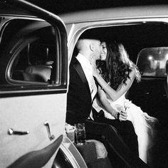 Romantic Vintage Car Getaway | Studio 1250 | Theknot.com