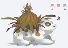 Welcome to part 3 of our Pokemon Fusion Art gallery series. This gallery features some Pokemon Fusion images that aren't actually from the sprite. Pokemon Mashup, Pokemon Fusion Art, O Pokemon, Pokemon Memes, Pokemon Fan Art, Pokemon Tumblr, Pokemon Breeds, Bulbasaur, Pokemon Pictures