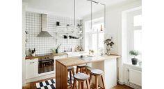Petite cuisine : 15 astuces pratiques et déco pour l'aménager