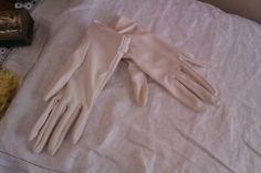 ladies evening gloves by lovelockswhatknots on Etsy