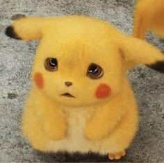 Pikachu - Pokemon about you searching for. Pichu Pikachu Raichu, Pikachu Cat, Pikachu Drawing, Deadpool Pikachu, Cute Pokemon Wallpaper, Cute Cartoon Wallpapers, Baby Animals Super Cute, Cute Animals, Cute Love Cartoons