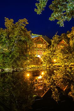 The Old Mill - Smokey Mountains National Park, Tennessee