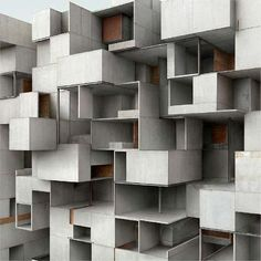 Architectural Façades by Filip Dujardin #Concrete #Facade
