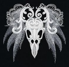 Ghost Baroque - Bird Skull_image