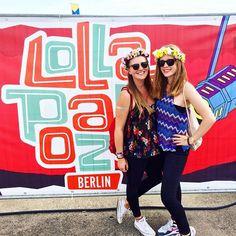 Lollapalooza Berlin | Berlin, Germany – Sept 10 & 11, 2016