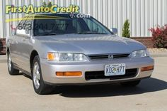Check out this 1997 Honda Accord Special Edition in Gray from First Auto Credit in , MO 63755. It has an automatic transmission. Engine is 2.2L SOHC 16-valve 4-cyl. Call Customer Service at 573-204-7777 today!