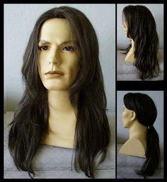 Wig possibility - light golden reddish brown?