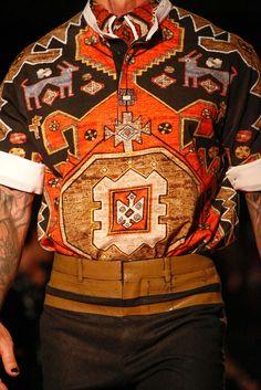 Givenchy - Fall 2015 Menswear - Look 106 of 143 Givenchy Man, Italian Fashion Designers, Fashion 2015, Fashion Show, Fashion Details, Fall 2015, Bag Accessories, Women Wear, Haute Couture