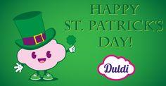 ¡Hoy Duldita también celebra St. Patrick's Day!